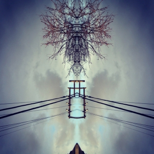 on a wire totem