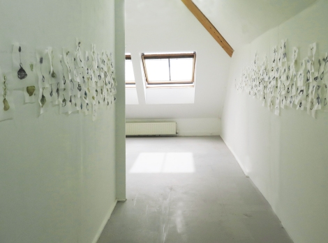 2. a day like this, hallway